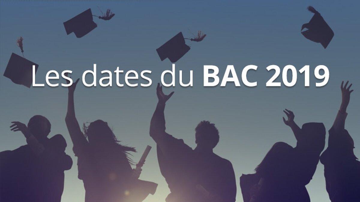 Calendrier Epreuve Bac 2019.Bac 2020 Les Dates Et Coefficients Des Epreuves De Cette
