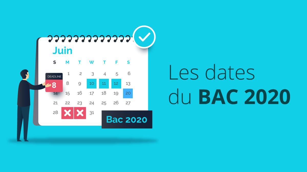 Calendrier Bac 2020.Bac 2020 Les Dates Et Coefficients Des Epreuves De Cette