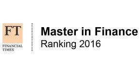 Classement 2016 des masters et MSc in management.
