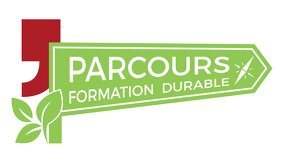 logo parcours formation durable