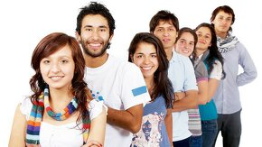 Les étudiants internationaux sont nombreux.