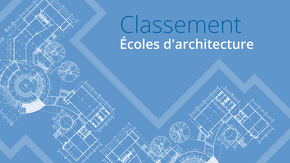 visuel des classements des écoles d'architecture