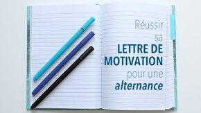 Alternance Comment Rédiger Sa Lettre De Motivation