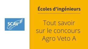 Tout savoir sur le concours Agro Veto A