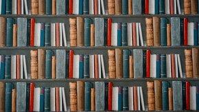 Etagères de livres