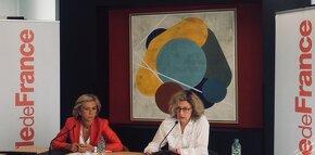 Valérie Pécresse et Marie-Carole Ciutu