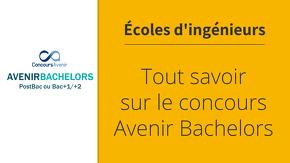 Concours Avenir Bachelors