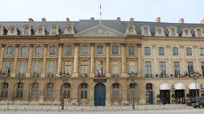 ministère de la justice à la Place Vendôme