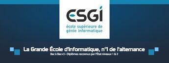 ESGI - La Grande École d'Informatique, n°1 de l'alternance