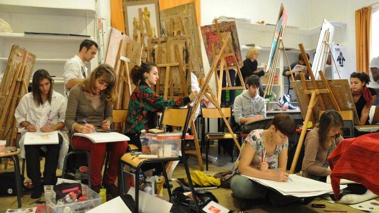 Trouver la bonne école d'art pour réussir !