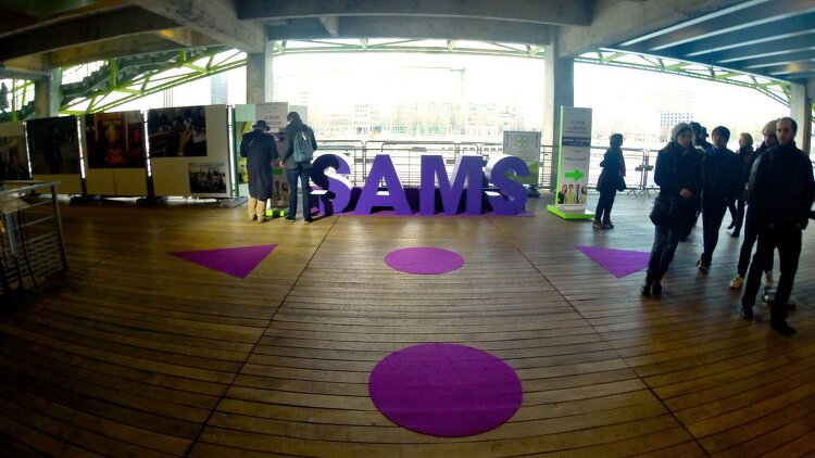 Le salon SAMS