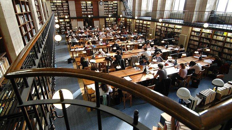 Horaires des bibliothèques universitaires