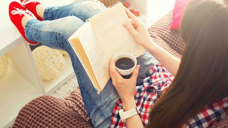 Réviser le bac de litté en buvant un bon café...