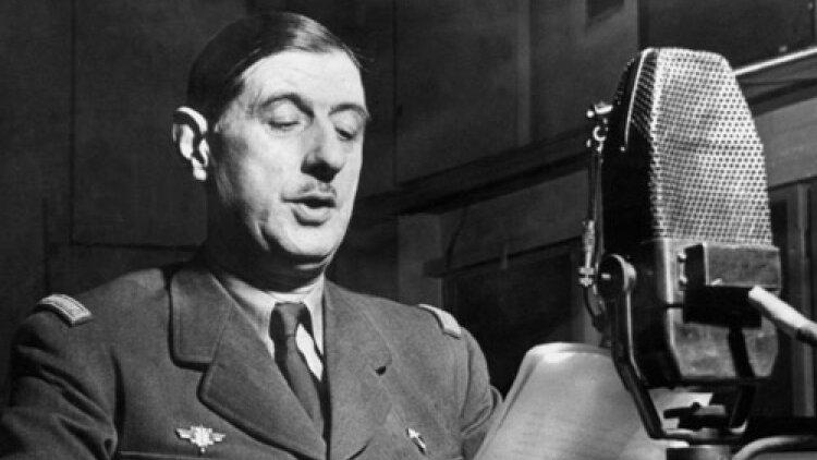 De Gaulle à la BBC