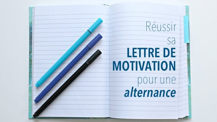 Alternance Comment Rédiger Sa Lettre De Motivation