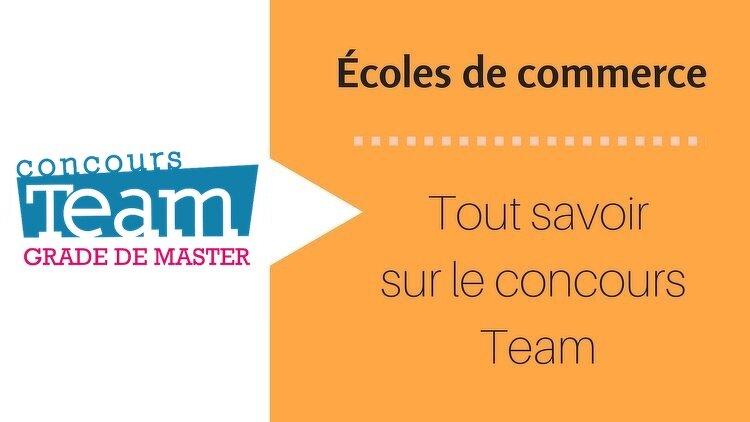Concours team le guide complet - Bac pro cuisine par correspondance ...