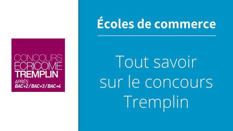 Calendrier Concours Cpge 2019.Concours Tremplin 2019 Le Guide Complet