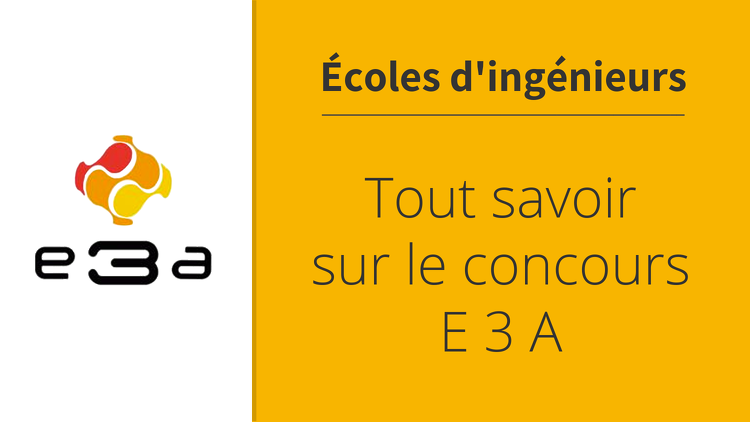 Calendrier Concours Cpge 2019.Concours E3a 2019 Le Guide Complet